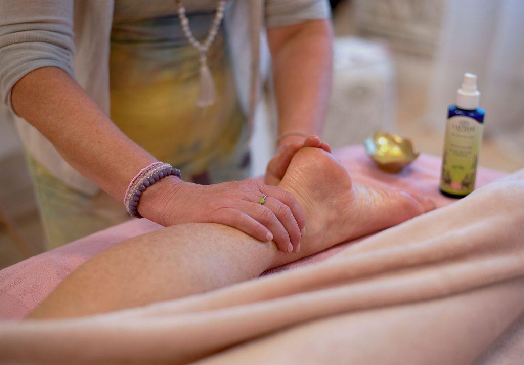 Lavendel Wellness - Ananda anti-stress behandeling